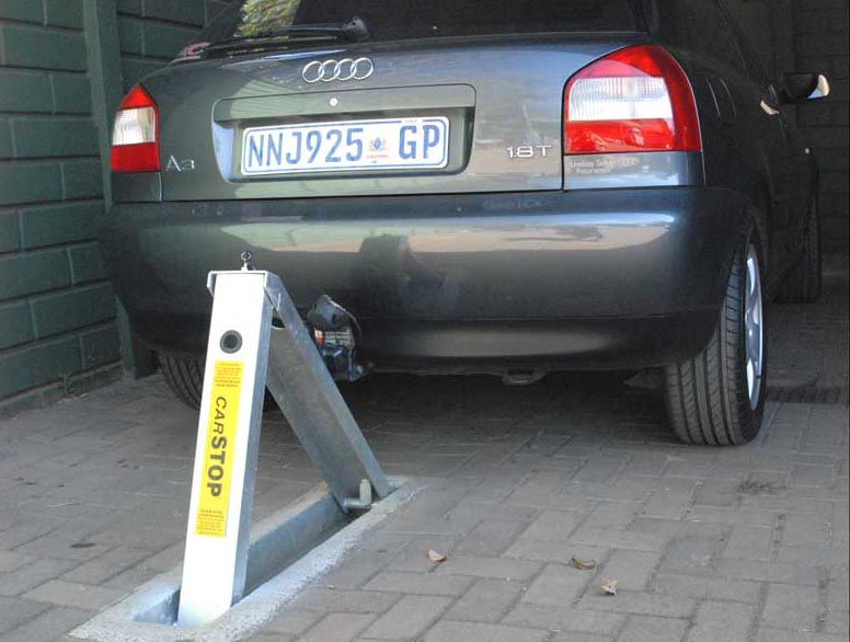 Car Stop Motor Vehicle Security Barriers For Home Work As Well As
